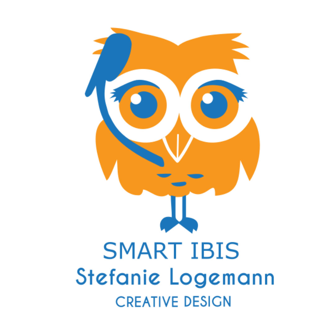Smart Ibis Creative Design Logo